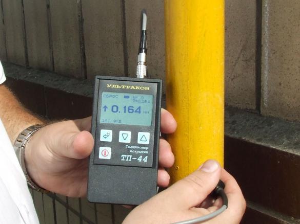 Толщиномер покрытий ТП-44