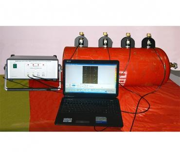 Комплекс акустико-эмиссионного контроля сосудов, работающих под давлением АККОРД-М
