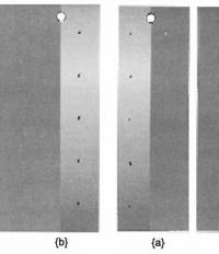 Стандартний випробувальний зразок першого виду